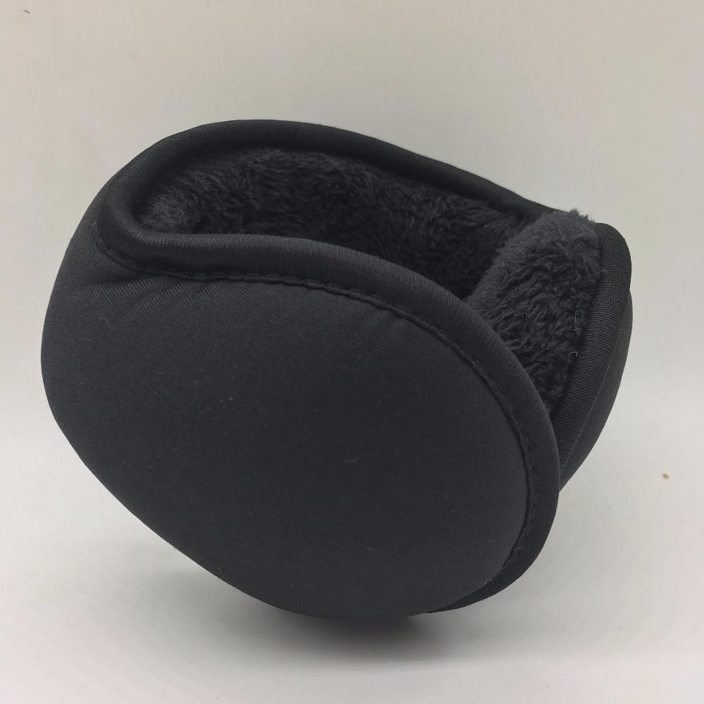 Winter Warm Earmuffs Plain Adjustable  Men And Women  Fashion Earmuffs Unisex Foldable Ear Warmers