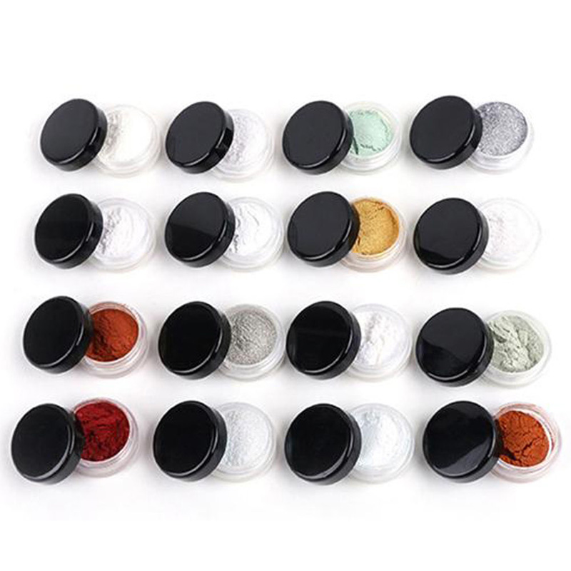 DIY Nail Art Metallic Mirror Nail Polish Powder Manicure Pigmento que - Arte de uñas - foto 4