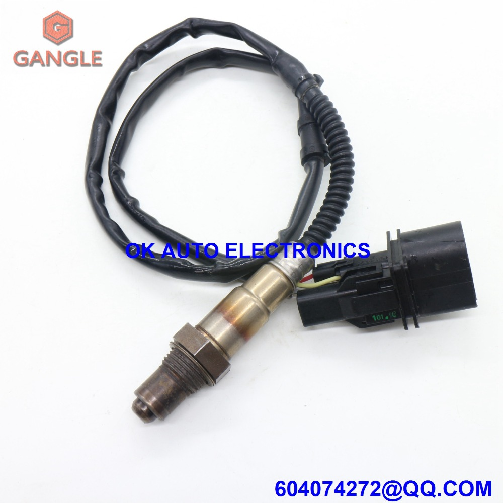 Oxygen Sensor Lambda AIR FUEL RATIO O2 SENSOR for Volkswagen Jetta Beetle EuroVan Golf 0258007351 0258007057 / 17014 021906262B