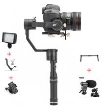 NEW Zhiyun Crane Plus 3 Axis Handheld 360 Degree Gimbal Stabilizer for DSLR Sony A7 /Panasonic LUMIX/Nikon J/Canon M Series