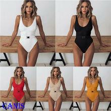 Women Bodysuit Sexy Stretch Bikini Swimwear Bathing Suit One Piece Swimsuit Summer Push Up Swimsuit Sexy Bodysuit цена в Москве и Питере