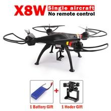 POUR SYMA X8 X8G X8HG X8HW RC Drone PAS de Caméra ou PAS de Caméra À Distance 6-Axis RC Hélicoptère Quadcopter Peut Fit Gopro Xiaoyi caméra