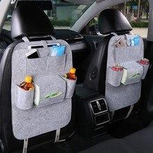 Çok İşlevli araç araba koltuğu geri çantası Lada Granta için Vaz Kalina Priora Niva Samara 2 2110 Largus 2109 2107 2106 4x4 2114...