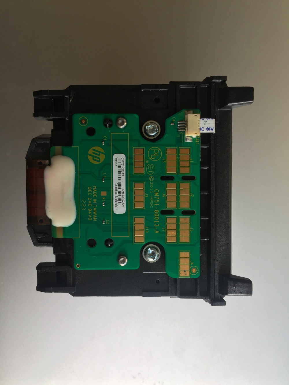 PRINT HEAD For HP Printers 950 951 For HP Pro OFFICEJET 8100 Printhead For Hp 8600 Printing Head For Hp 8600 Printerhead Printer