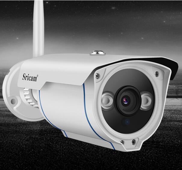 2MP 1080P Wireless WIFI IP Bullet Camera2MP 1080P Wireless WIFI IP Bullet Camera