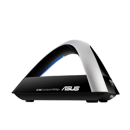 Used, 450Mbps WiFi Repeater Wireless 3-in-1 Access Point AP/ WiFi Bridge/ Signal Range Extender for ASUS EA-N66