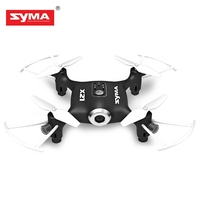 Original New Helicopter SYMA X21 Mini RC Drone RTF 2 4GHz 4CH 4 Axis Gyro Altitude