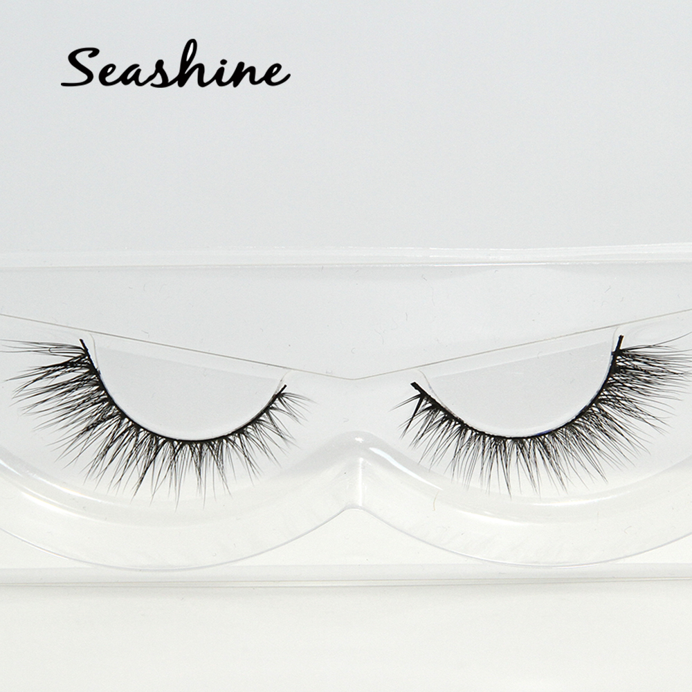 10 Pairs Fake Eyelashes 3D False Mink Lashes False Thick Full Strip Long Black Natural Cruelty Free Handmade Makeup Beauty Tools
