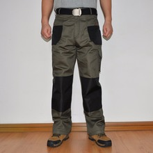 цена 2019 Men's Cargo Pants Military Tactical Pant Multi Pocket Full  Length Pant Work Trouser Olive Black for Men Plus Size ID711