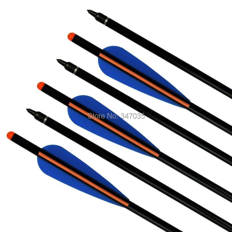 Pernos de ballesta para tiro con arco de 16 pulgadas Flecha de - Caza - foto 2
