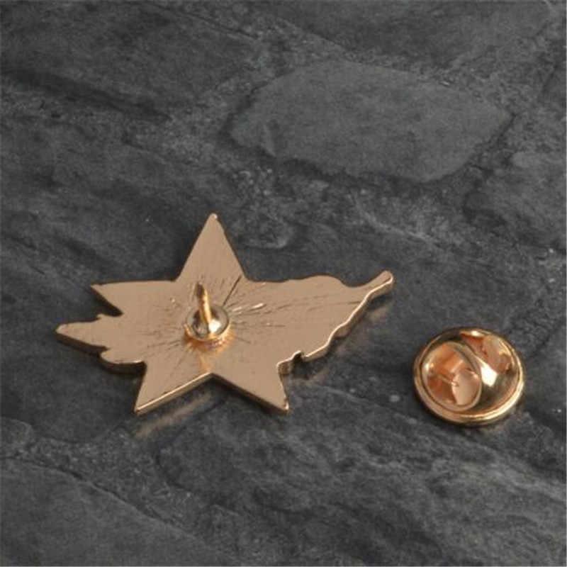 Wkoud Uni Soviet Simbol Enamel Pin Perang Dingin Soviet Pro Kitty Red Star Sabit Hammer Bros Ikon Lencana Tombol Kerah Pin untuk mantel Hadiah