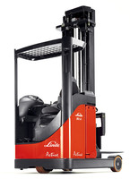 Linde new 1.4t 1.6t 2t electric forklift truck 115 series R14S R16S R20S sit on electric reach truck 1400kg 1600kg 2000kg