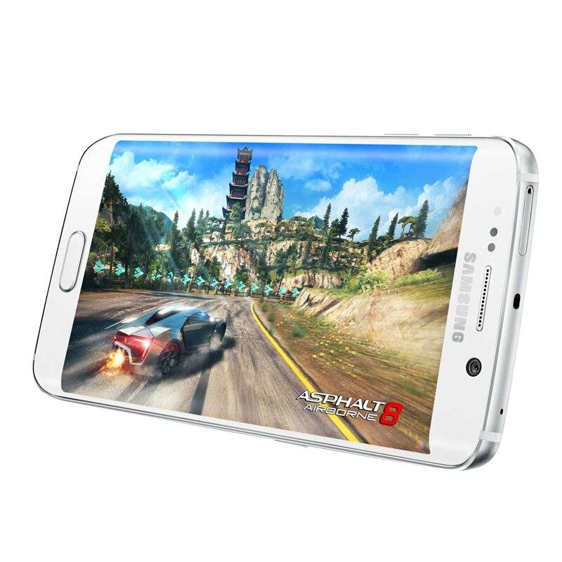 "Unlocked Samsung Galaxy S6 G920F G920A G920P  5.1"" Octa Core Mobile Phone 3GB RAM 32GB ROM 16.0MP GPS NFC  4G LTE Smartphones"