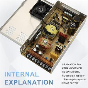 Image 3 - Universale di Commutazione del Convertitore Adattatore di Alimentazione del Trasformatore Interruttore di Alimentazione per la Luce di Striscia del LED 220V a 12V DC 30A 360W
