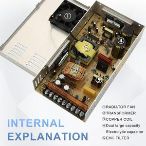 Image 3 - 범용 스위칭 컨버터 전원 공급 장치 어댑터 변압기 스위치 전원 led 스트립 빛에 대 한 220 v 12 v dc 30a 360 w