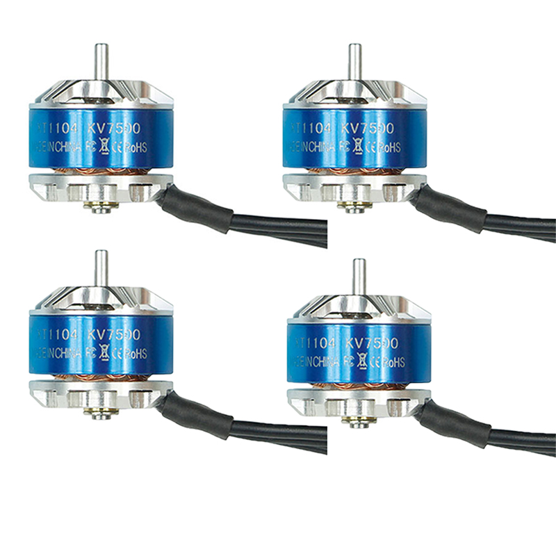 RND 4PCS LT 1104 7500KV RC Micro Brushless Motor Mini Motor Brushless For LANTIAN 90L Mini FPV Racer RC Multicopter Patt eplutus ep 1104 в тамбове