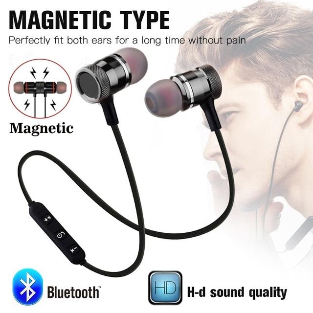Teamyo Wireless Headphones Bluetooth Earphone Handsfree Gaming Headset For Huawei Samsung Xiaomi Bluetooth Auriculares earbuds