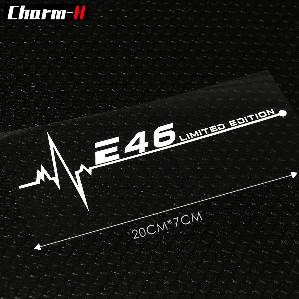 товар Car Styling Reflective Window Decal Sticker For Bmw E28 E30