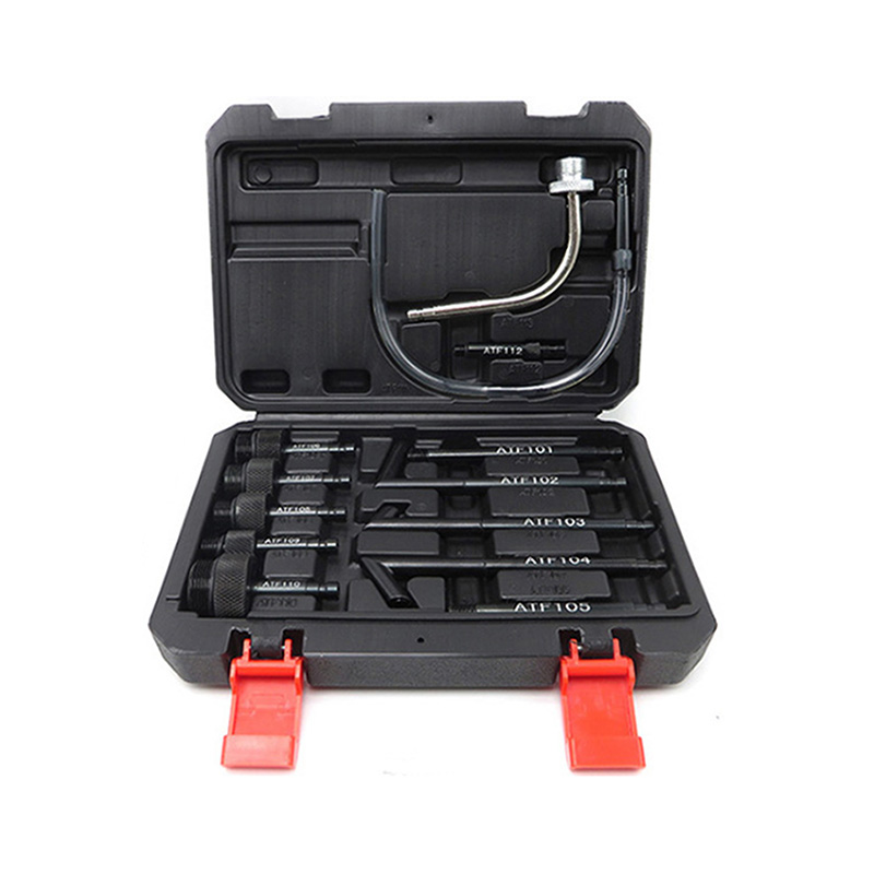 13pcs Automatic Transmission Oil Change Machine Fuel Dispenser Pumping Oil Changer Gearbox Oil Filler Tool Joint
