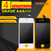 AAA Quality Screen For IPhone4 LCD Screen Display And Digitizer Replacement Touch Screen For IPhone4 LCD