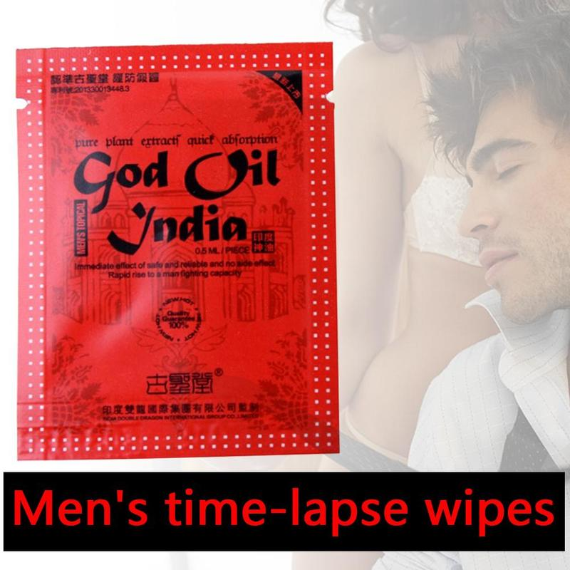10/5/1Pcs India God Oil Wipes For Men Sex Delay Spray External Use Male Anti Premature Ejaculation Prolong Time Penis Thicken10/5/1Pcs India God Oil Wipes For Men Sex Delay Spray External Use Male Anti Premature Ejaculation Prolong Time Penis Thicken