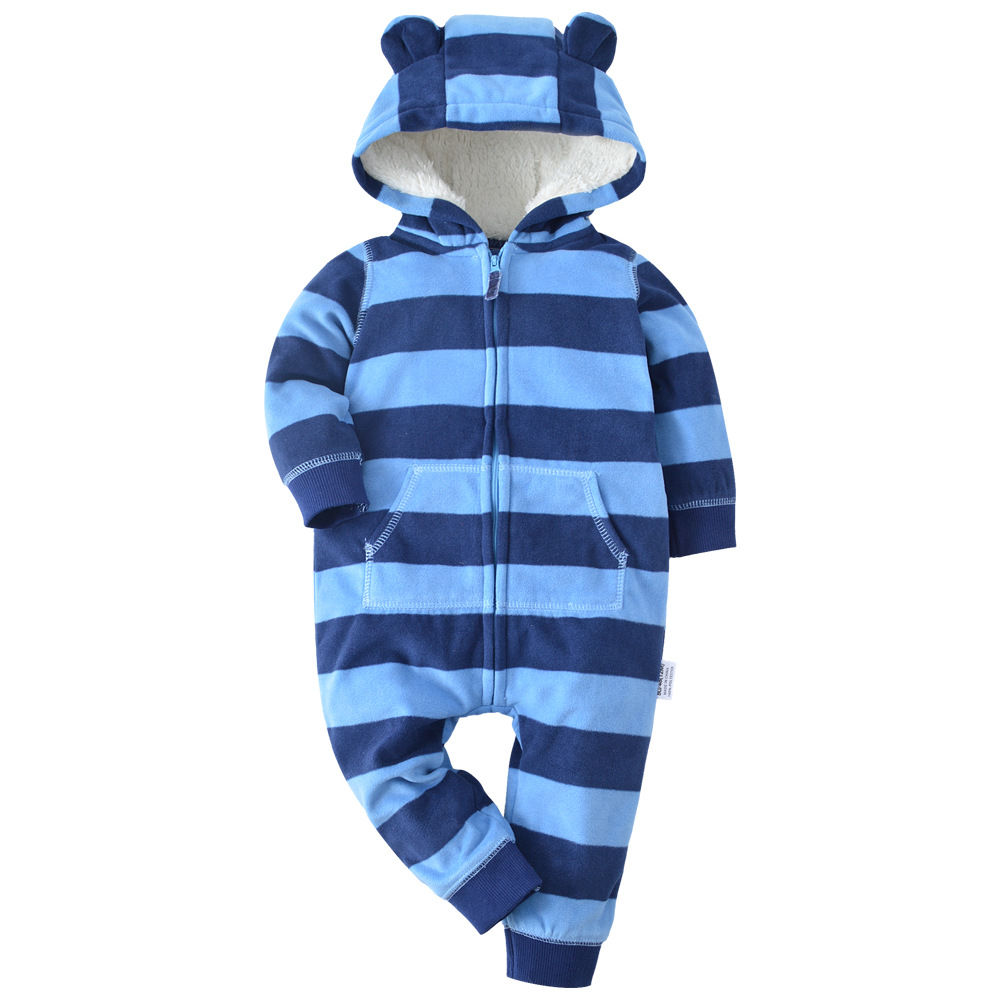 02a122103 Nuevo 2019 traje de bebé lindo camuflaje mono de bebé abrigo Bebé Ropa de  niño de lana traje de chaqueta infantil para bebé niña ropa