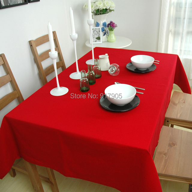 Elegant Red Table Cloths For Weddings Modern Wedding Table Cloth Fashion Red  Table Cover Designer Tableclothes Table Settings