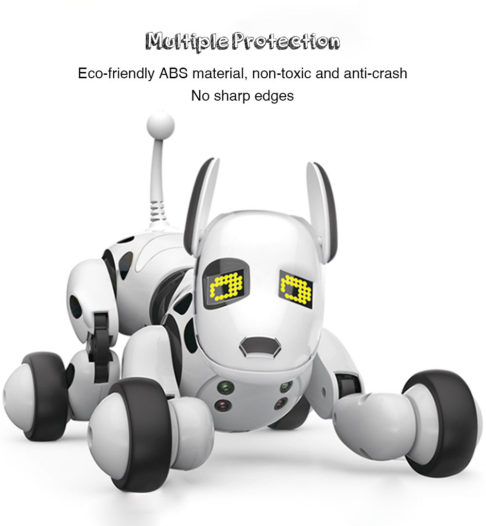 DIMEI 9007A Intelligent RC Robot Dog Toy Smart Dog Kids Toys Cute Animals RC Intelligent Robot Remote control toys
