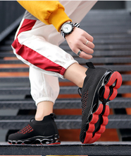Men Casual Blade Hombre Running WAVE Basketball Tenis Sneaker Rock Cool Sport Shoes PROPHECY Sole Fly Mesh Breathable