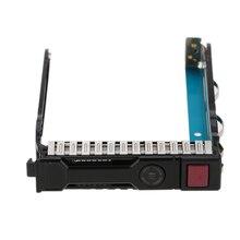 For HP Proliant G8 Gen8 2 5 Drive Caddy SFF SAS SATA HDD Tray Bracket 651687