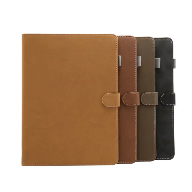 case For iPad Pro Flipshell Leather Smart Cover with Sleep/Wake For iPad Pro 12.9inch