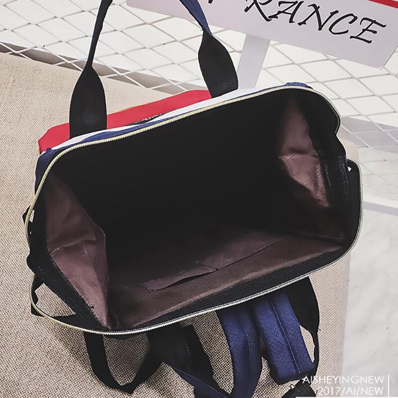 Image 5 - 2019 Women Backpack,Casual Best Travel Bag,Japan Ring School Bag Fashion Shoulder Bag For Teenage Girl Rucksack Mochila Bagpack-in Backpacks from Luggage & Bags
