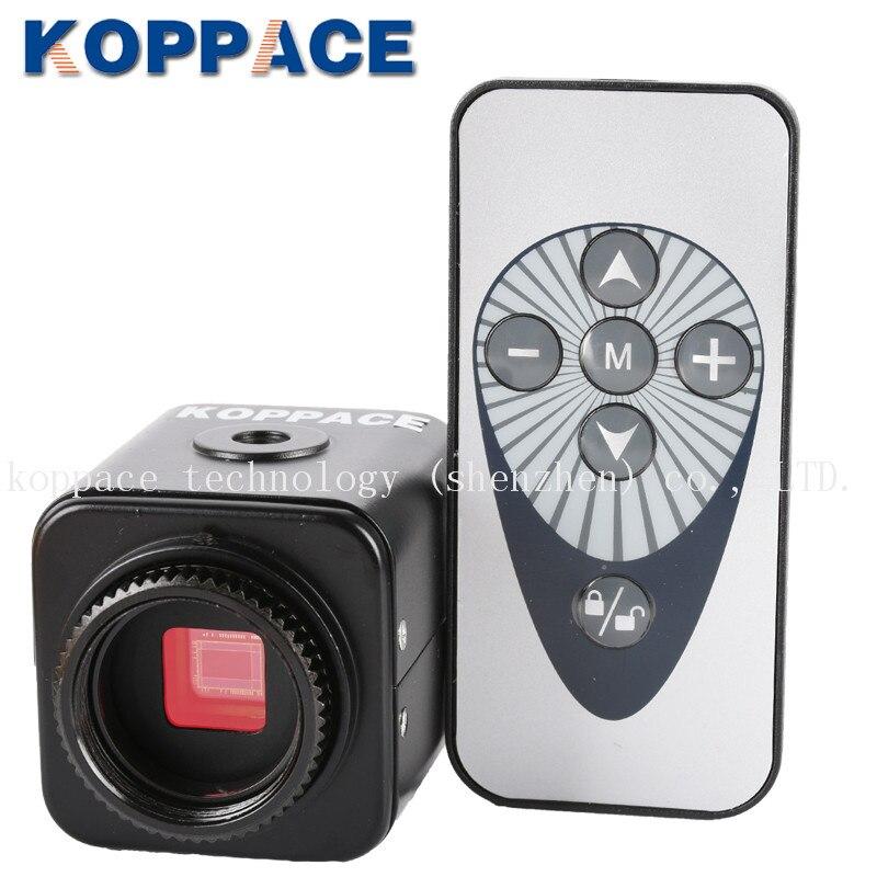 KOPPACE 2 MP 1080 P HDMI HD Microscopio Industriale manutenzione del telefono Delle Cellule della Macchina Fotografica del microscopio della macchina fotograficaKOPPACE 2 MP 1080 P HDMI HD Microscopio Industriale manutenzione del telefono Delle Cellule della Macchina Fotografica del microscopio della macchina fotografica