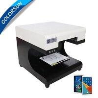 2 чашки кофе цифровой латте арт кофе принтер кофе машина с планшет с 4*100 съедобные краски бесплатная