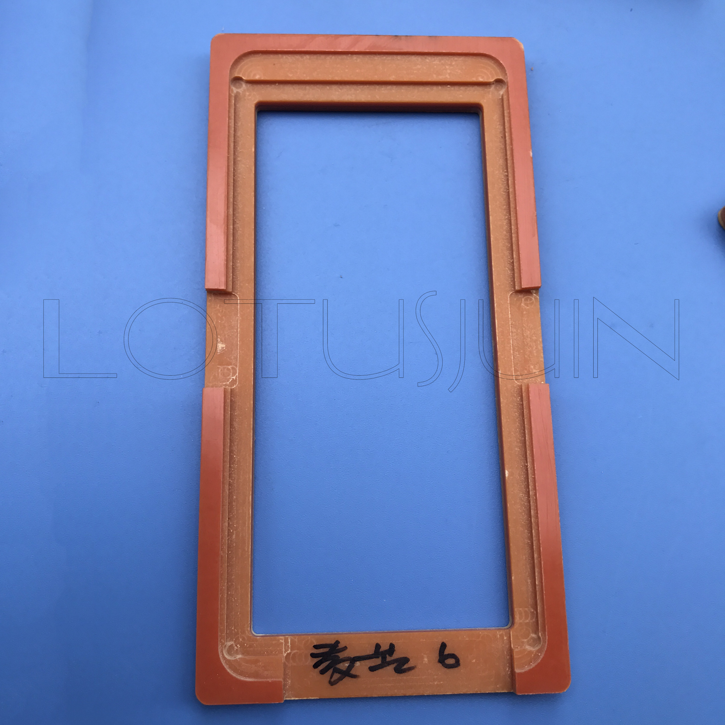 US $4.5  Precision cutting PF Glue Mould LCD screen glass Mold Holder for  Huawei Nova 2i /G10 /Honor 9i /mate 10 lite-in Mobile Phone Housings from Cellphones & Telecommunications on Aliexpress.com   Alibaba Group