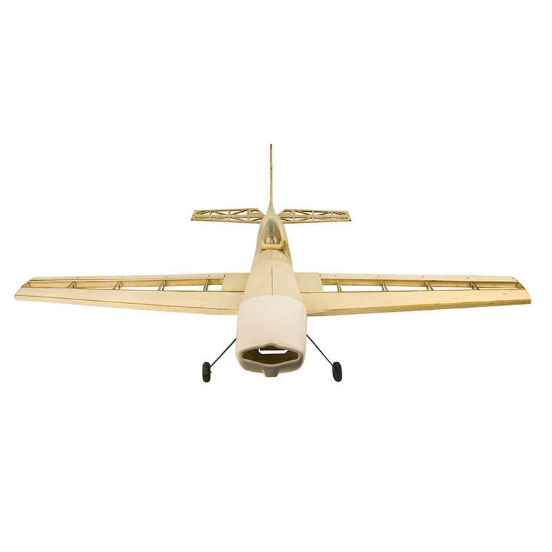RC Plane EXTRA 330 Upgraded 1000mm Wingspan Balsa Wood Building RC Airplane Kit Version Model Toys for Children image