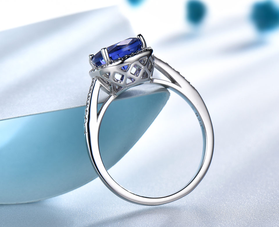 UMCHO-Tanzanite-silver-sterling-rings-for-women-RUJ076T-1-PC (4)