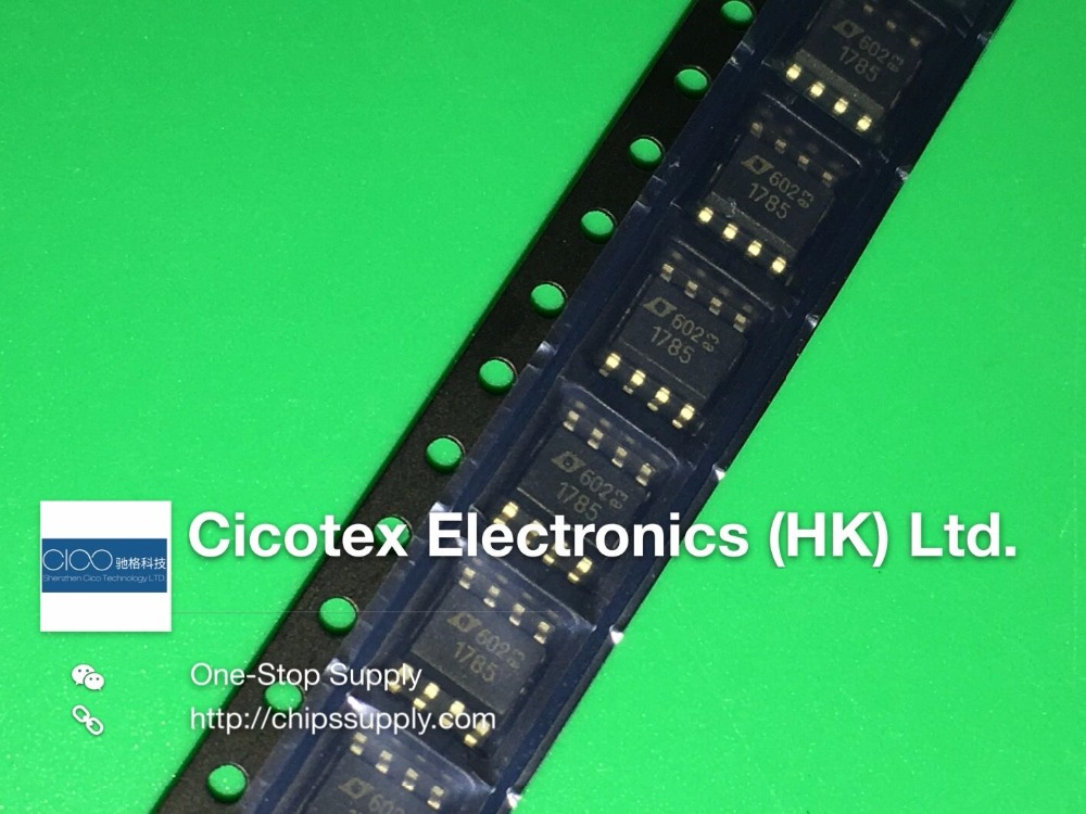 Motor Controller Cooperative 5pcs/lot Lt1785cs8#trpbf Sop8 Ic Txrx Rs485-rs422 60v 8-soic Rapid Heat Dissipation