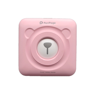 Image 2 - Bluetooth Wireless Small Thermal Printer Picture Mobile Photo Printer Mini Printer Portable Photo Printer for Android iOS phone