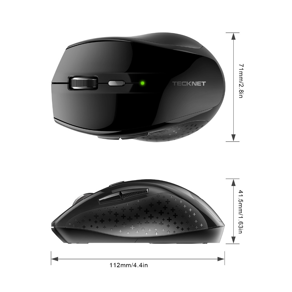 TeckNet Alpha Ergonomic Wireless Mouse TeckNet Alpha Ergonomic Wireless Mouse HTB1HBWmRVXXXXb2XFXXq6xXFXXXj