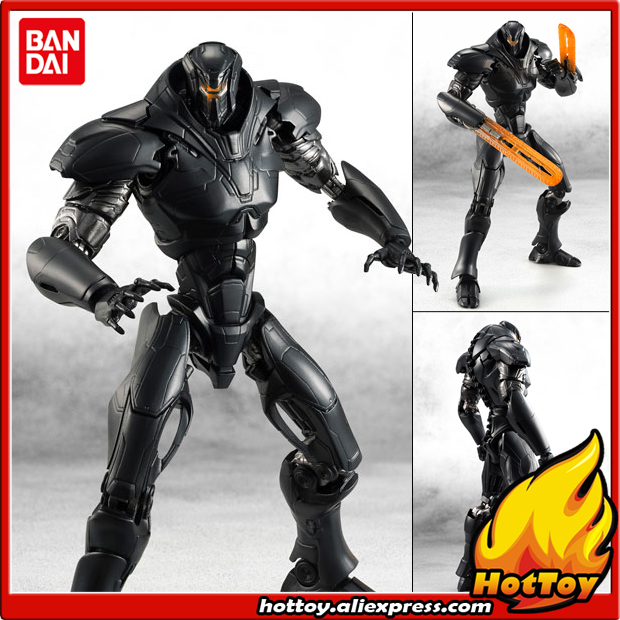100% Original BANDAI Tamashii Nations Robot Spirits 231 Action Figure - Obsidian Fury from Pacific Rim: Uprising спортинвентарь nike чехол для iphone 6 на руку nike vapor flash arm band 2 0 n rn 50 078 os