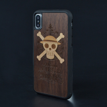 One Piece Wood Phone Case