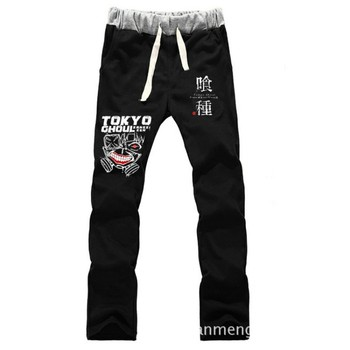 Anime Tokyo Ghouls Ken Kaneki LOVERS pure cotton pants casual trousers cosplay gift NEW Fashion no ghouls allowed