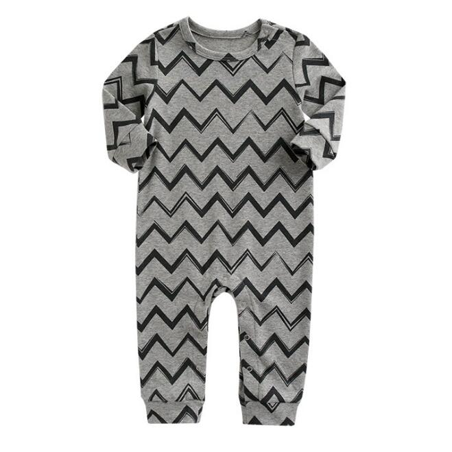 2017 brand long sleeve baby rompers , Simple style  baby boy clothes 100% cotton safe infant clothing for girls clothes Pajamas cotton baby rompers set newborn clothes baby clothing boys girls cartoon jumpsuits long sleeve overalls coveralls autumn winter
