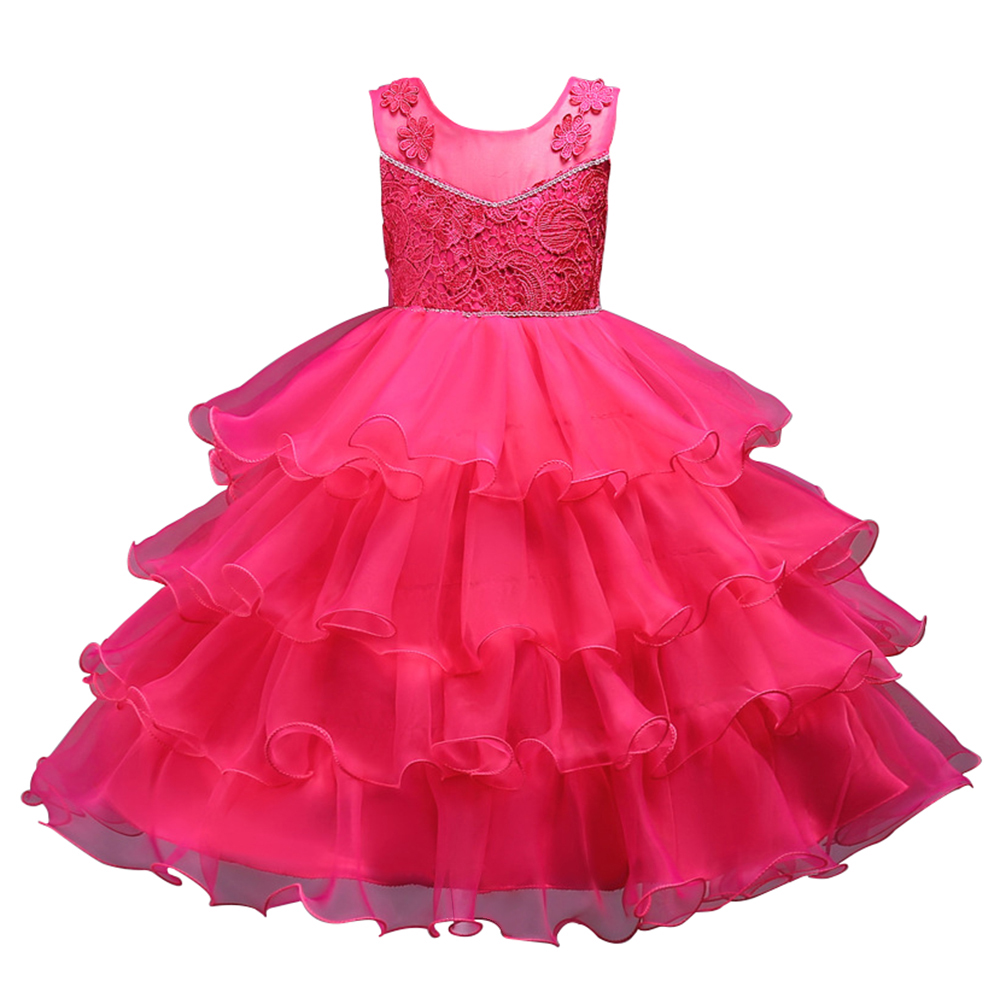 3 15T New Year Candy Color Princess Champagne Girls Christmas ...