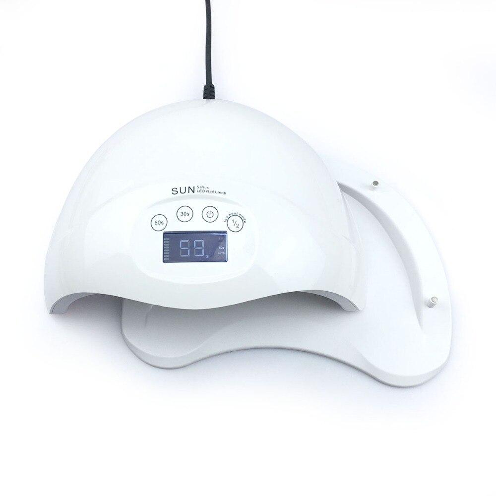 SUN5 Plus UV LED Lamp For Nails Professional 48W UV Lamp