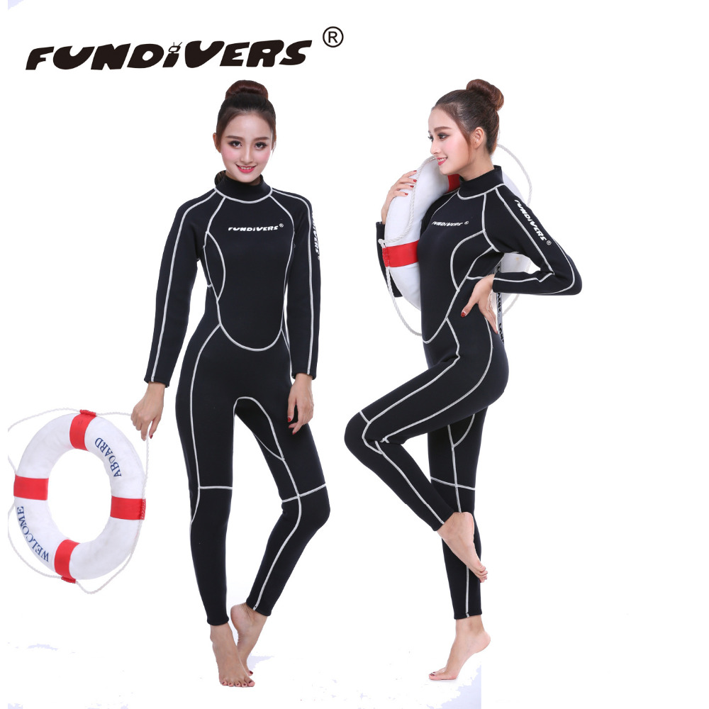 3mm Women's SCR Professional Wetsuits Scuba Diving Wetsuit Warm Snorkeling Swimming Surfing Spearfishing Full Body Suit Wet Suit 3mm neoprene men&women scuba diving wetsuit snorkeling surfing swimming suit keep warm spearfishing full body surf wet suit
