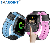 GPS Smart Baby Watch phone Y22 Y21S GPS Tracker for kids safe SOS call Anti Lost