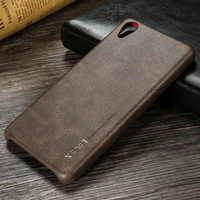 X Level Retro Phone Case For Sony Xperia X Performance Luxury Ultra Thin Leather Soft Back