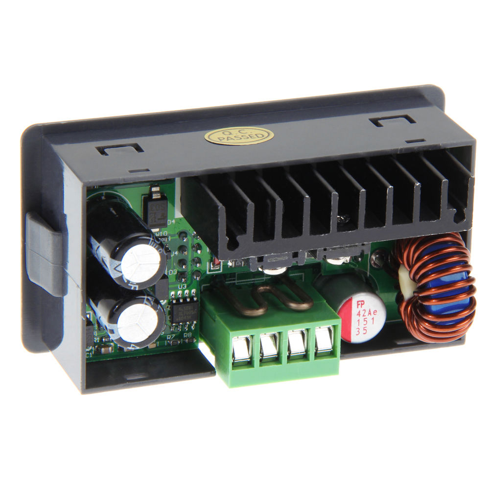Top Deals Rd Dp 30v 5a Constant Voltage Current Step Down 60v Dual Variable Power Supply Circuit Using Lm317lm337 Programmable Module In Ac Dc Adapters From Consumer Electronics On